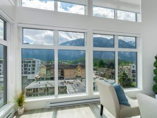 """Photo 11: 612 38013 THIRD Avenue in Squamish: Downtown SQ Condo for sale in """"THE LAUREN"""" : MLS®# R2474999"""