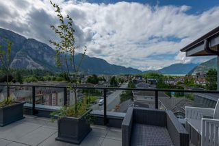 """Photo 26: 612 38013 THIRD Avenue in Squamish: Downtown SQ Condo for sale in """"THE LAUREN"""" : MLS®# R2474999"""