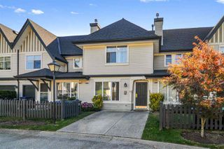 "Main Photo: 63 18883 65 Avenue in Surrey: Cloverdale BC Townhouse for sale in ""Applewood"" (Cloverdale)  : MLS®# R2481477"