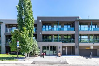 Main Photo: 307 4108 STANLEY Road SW in Calgary: Parkhill Apartment for sale : MLS®# A1021111