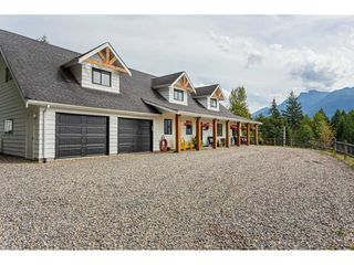 "Photo 1: 49205 ELK VIEW Road in Chilliwack: Ryder Lake House for sale in ""SUB AREA 42"" (Sardis)  : MLS®# R2490123"