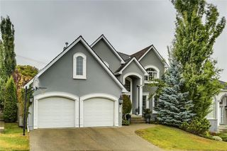 Photo 1: 351 PATTERSON Boulevard SW in Calgary: Patterson Detached for sale : MLS®# A1030634