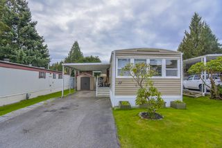 Photo 2: 27 7790 KING GEORGE Boulevard in Surrey: East Newton Manufactured Home for sale : MLS®# R2498809