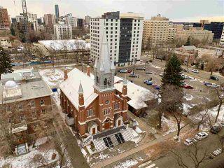 Photo 2: 1203 9917 110 Street in Edmonton: Zone 12 Condo for sale : MLS®# E4214906
