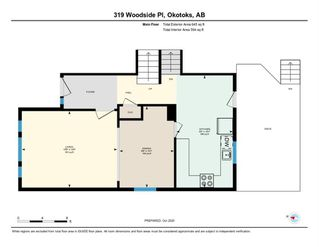 Photo 31: 319 Woodside Place: Okotoks Detached for sale : MLS®# A1044148