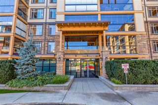 "Main Photo: 524 2860 TRETHEWEY Street in Abbotsford: Central Abbotsford Condo for sale in ""La Galleria"" : MLS®# R2525522"