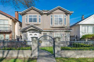 Main Photo: 2815 GRAVELEY Street in Vancouver: Renfrew VE House for sale (Vancouver East)  : MLS®# R2530780
