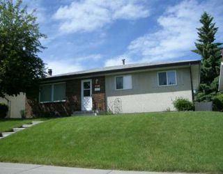 Photo 1:  in CALGARY: Marlborough Residential Detached Single Family for sale (Calgary)  : MLS®# C3214526