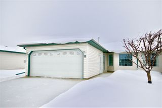 Photo 1: 8 5714 50 Street: Wetaskiwin House Half Duplex for sale : MLS®# E4165951