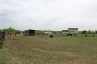 Photo 27: 126 MEADOW Crescent: Rural Sturgeon County House for sale : MLS®# E4183940