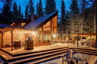 Main Photo: 40 MOUNTAIN LION Place: Bragg Creek Detached for sale : MLS®# C4294068