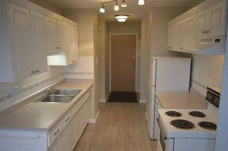 Photo 2: 304 6708 90 Avenue in Edmonton: Zone 18 Condo for sale : MLS®# E4218556