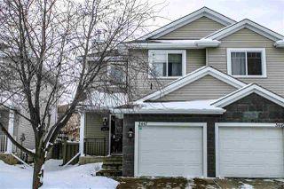 Main Photo: 3447 MCKAY Lane in Edmonton: Zone 55 House Half Duplex for sale : MLS®# E4220843