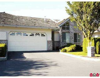 """Photo 1: 9 35035 MORGAN WY in Abbotsford: Abbotsford East Townhouse for sale in """"Ledgeview Estates"""" : MLS®# F2615836"""