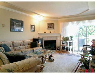 """Photo 3: 9 35035 MORGAN WY in Abbotsford: Abbotsford East Townhouse for sale in """"Ledgeview Estates"""" : MLS®# F2615836"""