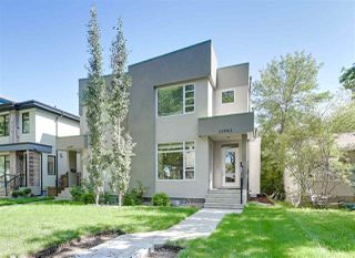 Photo 1: 11543 122 Street in Edmonton: Zone 07 House Half Duplex for sale : MLS®# E4173640