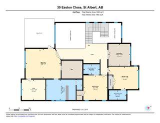 Photo 48: 30 Easton Close: St. Albert House for sale : MLS®# E4177191
