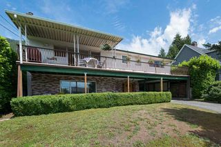 Main Photo: 726 Sylvan Avenue in North Vancouver: Canyon Heights House for rent