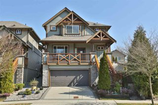 "Photo 1: 22866 GILBERT Drive in Maple Ridge: Silver Valley House for sale in ""STONELEIGH"" : MLS®# R2447067"