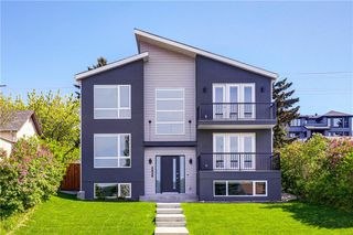 Photo 1: 4636 22 Avenue NW in Calgary: Montgomery Detached for sale : MLS®# C4300441