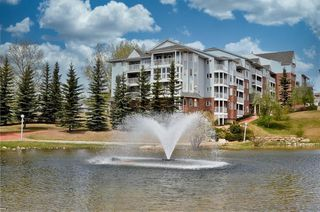 Main Photo: 3303 HAWKSBROW Point NW in Calgary: Hawkwood Apartment for sale : MLS®# C4305042