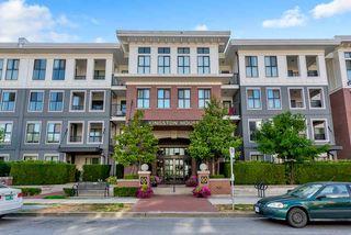 """Photo 1: 319 3323 151 Street in Surrey: Morgan Creek Condo for sale in """"Harvard Gardens - Elgin House"""" (South Surrey White Rock)  : MLS®# R2481310"""