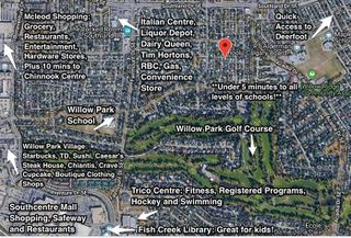 Photo 29: 618 WILLOWBURN Crescent SE in Calgary: Willow Park Detached for sale : MLS®# A1023739