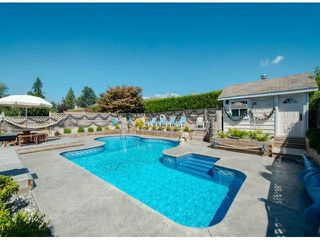 Photo 1: 6836 183RD Street in Surrey: Cloverdale BC Home for sale ()  : MLS®# F1419629