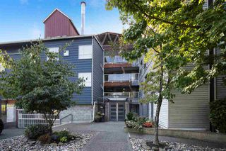 """Photo 1: 303 1820 E KENT AVENUE SOUTH in Vancouver: South Marine Condo for sale in """"Pilot House at Tugboat Landing"""" (Vancouver East)  : MLS®# R2508184"""