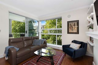 """Photo 3: 303 1820 E KENT AVENUE SOUTH in Vancouver: South Marine Condo for sale in """"Pilot House at Tugboat Landing"""" (Vancouver East)  : MLS®# R2508184"""