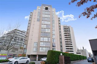 "Photo 1: 703 8248 LANSDOWNE Road in Richmond: Brighouse Condo for sale in ""RICHMOND TOWERS"" : MLS®# R2516927"