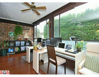Photo 4: 213 1437 Foster Street in White Rock: Home for sale : MLS®# F1001998