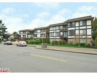 Photo 1: 213 1437 Foster Street in White Rock: Home for sale : MLS®# F1001998