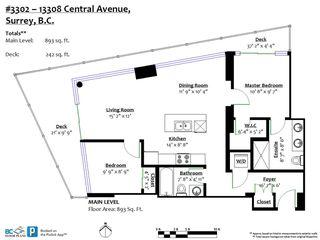 "Photo 20: 3302 13308 CENTRAL Avenue in Surrey: Whalley Condo for sale in ""EVOLVE"" (North Surrey)  : MLS®# R2400539"