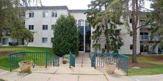 Photo 1: 311 5730 RIVERBEND Road in Edmonton: Zone 14 Condo for sale : MLS®# E4177040