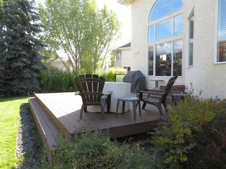 Photo 30: 672 HENDERSON Street in Edmonton: Zone 14 House for sale : MLS®# E4181639