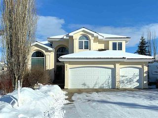 Main Photo: 672 HENDERSON Street in Edmonton: Zone 14 House for sale : MLS®# E4181639