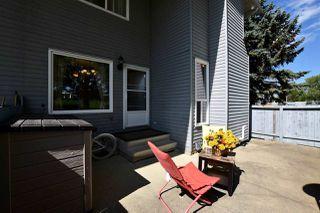 Photo 25: 19 1415 62 Street in Edmonton: Zone 29 Townhouse for sale : MLS®# E4171082