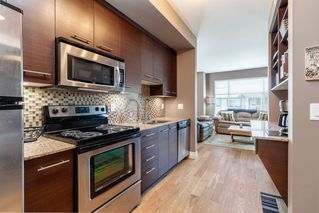 """Photo 2: 418 2343 ATKINS Avenue in Port Coquitlam: Central Pt Coquitlam Condo for sale in """"The Pearl"""" : MLS®# R2405860"""