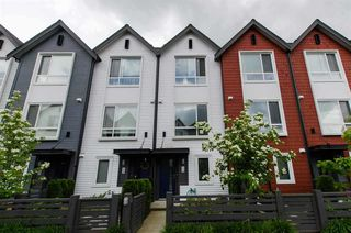 "Main Photo: 59 2310 RANGER Lane in Port Coquitlam: Riverwood Townhouse for sale in ""FREEMONT BLUE"" : MLS®# R2428603"