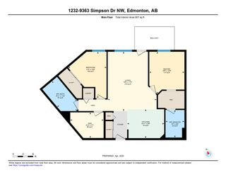 Photo 21: 1232 9363 SIMPSON Drive in Edmonton: Zone 14 Condo for sale : MLS®# E4194922