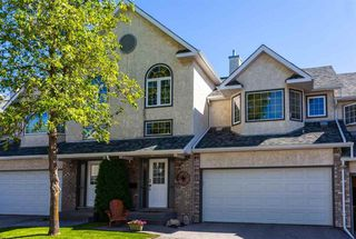 Photo 1: 8 90 Liberton Drive: St. Albert Townhouse for sale : MLS®# E4213898