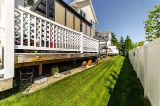 Photo 34: 8 90 Liberton Drive: St. Albert Townhouse for sale : MLS®# E4213898