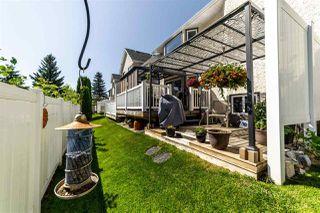 Photo 35: 8 90 Liberton Drive: St. Albert Townhouse for sale : MLS®# E4213898