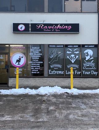 Photo 1: 7 3310 Fairlight Drive in Saskatoon: Fairhaven Commercial for sale : MLS®# SK838109