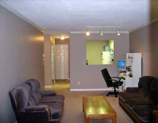 "Photo 2: 113 2357 WHYTE AV in Port Coquitlam: Central Pt Coquitlam Condo for sale in ""RIVERSIDE PLACE"" : MLS®# V590646"