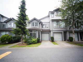 "Main Photo: 40 7250 144 Street in Surrey: East Newton Townhouse for sale in ""Chimney Ridge"" : MLS®# R2390059"