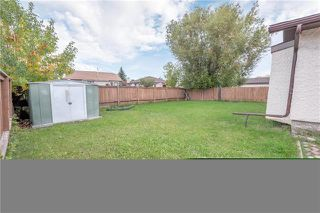 Photo 18: 112 Mallard Way in Winnipeg: Meadows West Residential for sale (4L)  : MLS®# 1927770
