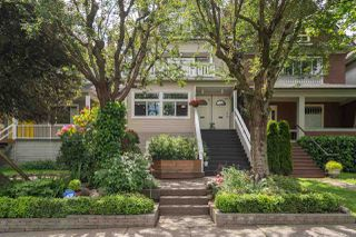 Photo 1: 1936 W 6TH Avenue in Vancouver: Kitsilano Townhouse for sale (Vancouver West)  : MLS®# R2457700