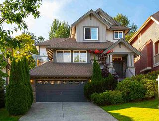 Photo 1: 109 GREENLEAF Court in Port Moody: Heritage Woods PM House for sale : MLS®# R2470547